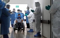 Taxa de cura da Covid volta a crescer nos hospitais do Brasil, mas ainda é baixa (Foto: Ulisses Ruiz/AFP)