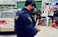 Semana Nacional do Trânsito traz blitzes educativas para Pernambuco (Foto: PRF/Divulgação)