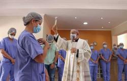 Primeiro hospital de campanha para Covid-19 do Sertão é aberto em Petrolina (Foto: Jonas Santos/Divulgação)