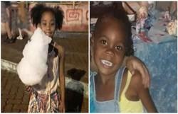 Duas crianças morrem durante tiroteio na Baixada Fluminense (Fotos: Arquivo pessoal )