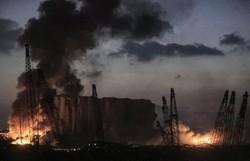 Conselho Superior de Defesa libanês declara Beirute 'zona de desastre' (Foto: JOSEPH EID / AFP  )
