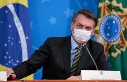 'Acabou matéria no Jornal Nacional', diz Bolsonaro sobre atraso em divulgação de boletim da Covid-19 (Foto: Carolina Antunes/PR)