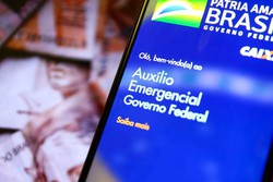 Auxílio sustentou 4,25 milhões de domicílios em agosto, calcula Ipea (FOTO: MARCELLO CASAL JR/AGÊNCIA BRASIL)