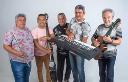 Quinteto Violado lança single 'Tempo' em comemoração aos 50 anos de estrada (Foto: Divulgação)