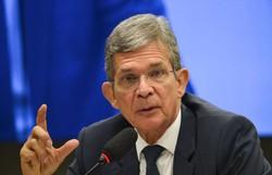 General Silva e Luna toma posse como presidente da Petrobras (Marcelo Camargo/Agência Brasil)
