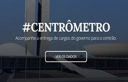 MBL lança 'Centrômetro' para acompanhar distribuição de cargos do governo Bolsonaro (Foto: Reprodução/Site/MBL)