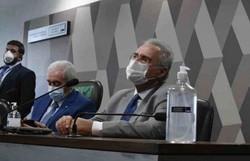 Calheiros: se CPI provar, Bolsonaro será responsabilizado por agravamento de mortes (crédito: Edilson Rodrigues/Agência Senado)