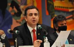 Pacheco diz que CPI deve responsabilizar 'quem deva ser responsabilizado' (foto: Gladyston Rodrigues/EM/DA Press)