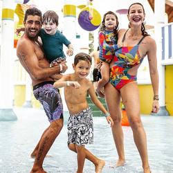 Luana Piovani diz que dividirá criação dos filhos com Scooby (Foto: Instagram / Reprodução)