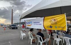 Paulista realiza testagem gratuita de Covid-19 no fim de semana  (Foto: Divulgação)