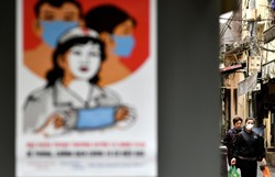 OMS alerta sobre afrouxar medidas contra coronavírus cedo demais (Foto: Manan Vatsyayana/AFP)
