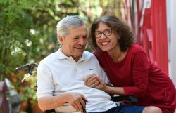 Por trás do Alzheimer: diagnóstico não deve ser visto como o fim de tudo (Foto: Ed Alves)