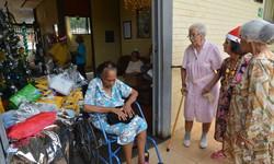 Covid-19: mais de 330 abrigos de idosos já receberam doações (Foto: Antonio Cruz / Agência Brasil)