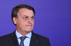 Militares devem estar atentos a 'maus brasileiros', alerta Bolsonaro    (Foto: AFP / EVARISTO SÁ)