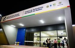 Petrolina inaugura primeiro Centro de Referência em Saúde da Mulher ( Foto: Alexandre Justino/Prefeitura de Petrolina)