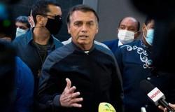 'Dá vontade de falar: merecem os presidentes que tiveram', diz Bolsonaro sobre críticas (crédito: Miguel Schincariol/AFP)
