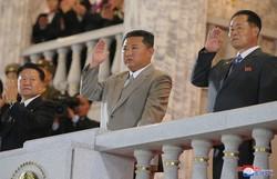 Coreia do Norte denuncia 'jogo duplo' dos Estados Unidos após disparos de mísseis (Foto: KCNA via KNS/AFP )