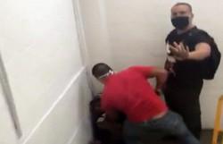 Só porque eu sou preto, não posso ir?, diz jovem agredido em shopping do Rio (Foto: Reprodução)