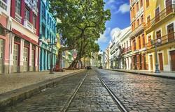 Rua do Bom Jesus, no Recife, é a terceira mais linda do mundo, diz revista internacional (Foto: Divulgação)