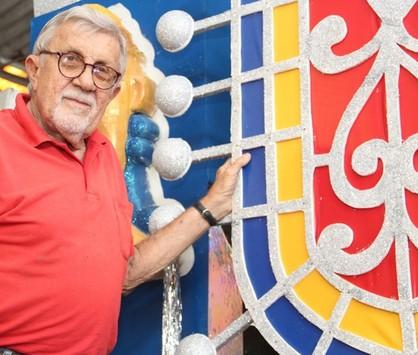 Ary Nóbrega morre aos 87 anos (Divulgação)