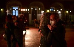 Argentina retira obrigação de máscara ao ar livre (Foto: Ronaldo Schemidt/AFP)