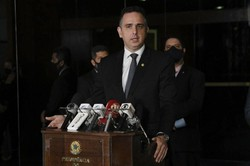 Pacheco troca DEM por PSD e busca pavimentar 3ª via para 2022 (Foto: Jefferson Rudy/Agência Senado)