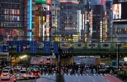 Covid-19: Tóquio registra mais de 100 casos em um único dia (Foto: KAZUHIRO NOGI / AFP)