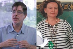 Estevão Portela e Margareth Dalcolmo serão os primeiros vacinados com a AstraZeneca/Oxford (Foto: Arquivo pessoal)