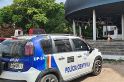 Perícia preliminar aponta indícios de incêndio criminoso na sede da Prefeitura de Paulista (Foto: Jota Júnior/ Divulgação)