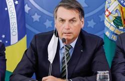 """Bolsonaro cogita romper com OMS: """"Ou trabalha sem ideologia ou caímos fora"""" (Foto: Sergio Lima/AFP)"""