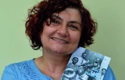 Cida Pedrosa vence a principal categoria do Prêmio Jabuti 2020 (Foto: Sennor Ramos/Divulgação)