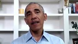 'Quero que saibam que suas vidas são importantes', diz Obama em pronunciamento (Foto: Reprodução )