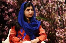 Nobel da Paz Malala pede a talibãs retorno de meninas à escola (Foto: CHARLY TRIBALLEAU/  AFP )