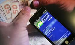 Caixa paga hoje auxílio emergencial para 5,1 milhões de beneficiários (Foto: Marcello Casal Jr. / Agência Brasil)