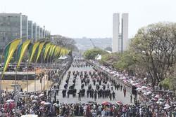 Tradicional desfile de Sete de Setembro de Brasília é cancelado em meio à pandemia (Foto: Governo Federal / Divulgação)