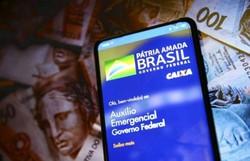 Governo define as datas de pagamento do auxílio emergencial residual, de R$ 300 (Foto: Marcelo Camargo/Agência Brasil)