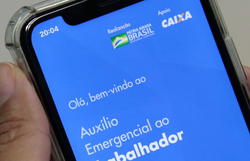 Vítimas do fraudador de auxílio emergencial deixaram de receber até R.200 (Foto: Marcello Casal Jr/Agência Brasil)