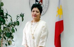 Embaixadora das Filipinas é demitida após agredir empregada (Foto: Reprodução/Facebook )