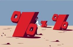 BC mantém a taxa de juros, mas sinaliza que alta está mais próxima (Editoria de ilustração)