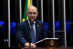 Morre senador Arolde de Oliveira, aos 83 anos, vítima de Covid-19 (Foto: Jefferson Rudy/Agência Senado)