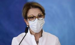 Ministra Tereza Cristina é diagnosticada com Covid-19 (Foto: Marcelo Camargo/Agência Brasil)