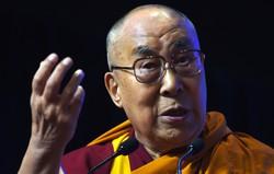 Para comemorar 85 anos, Dalai Lama lança disco com mantras, ensinamentos e música (Foto: Indranil Mukherjee/AFP)
