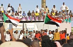 Tensão aumenta no Sudão com mobilizações pró-democracia e pró-exército (Foto: Ibrahim Ishaq/AFP  )