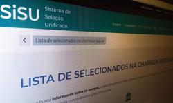 MEC divulga hoje resultado do Sisu do segundo semestre deste ano (Foto: Arquivo / Agência Brasil)