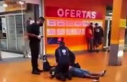 """Advogado de segurança diz que lesões foram """"superficiais"""" (Foto: Reprodução)"""