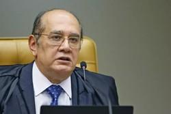 """Gilmar diz que Bolsonaro """"se esquece"""" de decisão do STF sobre pandemia (Foto: Fellipe Sampaio /SCO/STF)"""