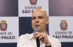 Bruno Covas segue internado em tratamento de câncer (Foto: Rovena Rosa/Agência Brasil)