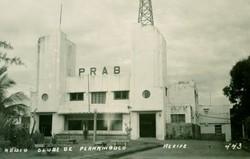 Rádio Clube é oficialmente um Patrimônio Cultural Imaterial do Recife (Foto: Biblioteca do IBGE)