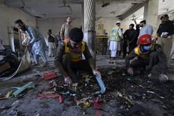 Ao menos sete mortos e 50 feridos por explosão em escola religiosa no Paquistão (Foto: Abdul MAJEED / AFP)