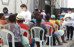 Pontos de Cuidado realizam 33,5 mil atendimentos na RMR (Foto: Hélia Scheppa/SEI/Divulgação )